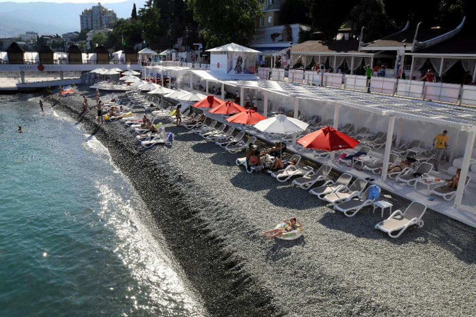 В Крыму в этом году ждут 7 миллионов туристов.