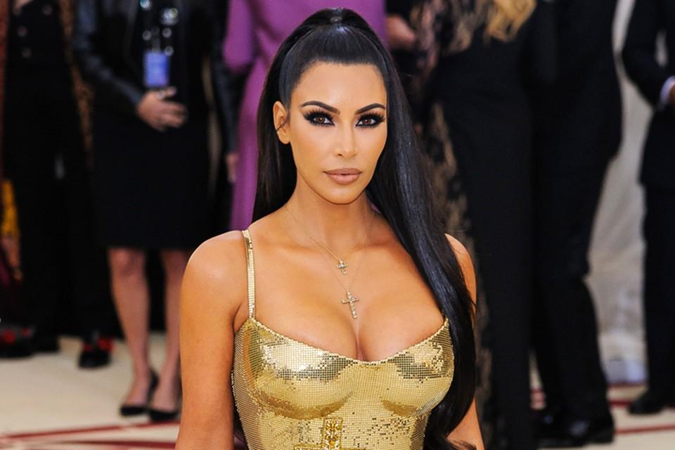 Ким Кардашьян устроила вечеринку в честь рождения своего четвертого ребенка.