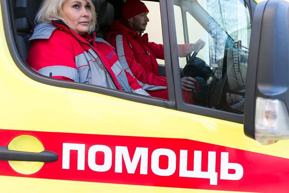 Пострадавшая обратилась за медицинской помощью в Одинцовскую ЦРБ, где ее в тот же день госпитализировали с закрытой черепно-мозговой травмой и множеством гематом.