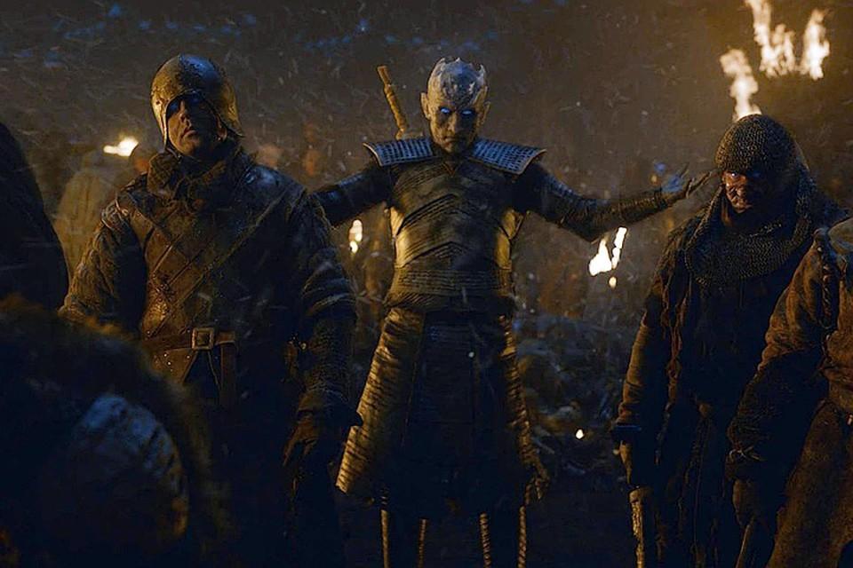 """Монтажеры показали, как выглядела бы третья серия """"Игры престолов"""", если ее высветлить"""