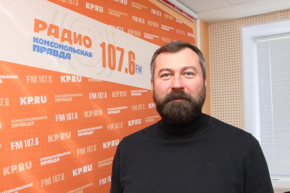 """Сергей Буторин, директор """"Парков Ижевска"""""""