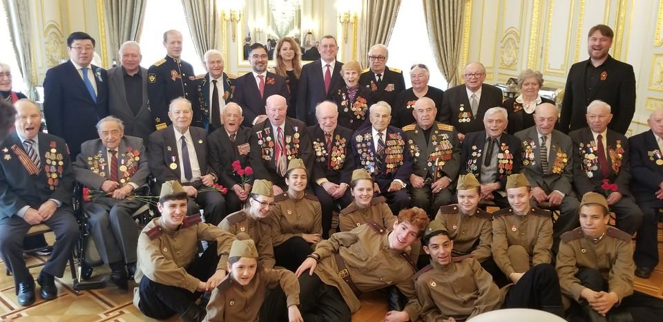 Торжественный прием и концерт прошли в российском генконсульстве.