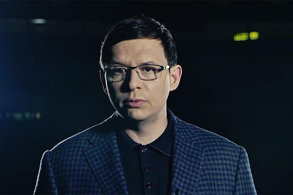 Депутат Рады Евгений Мураев. Фото: скрин с видео