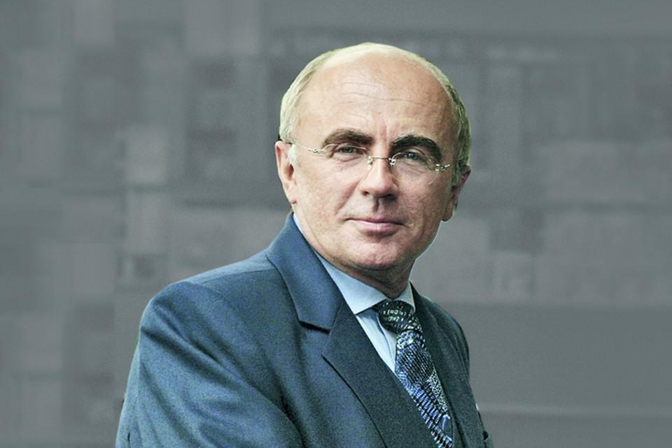 Александр Запесоцкий, ректор СПбГУП, член-корреспондент РАН. Фото из личного архива.