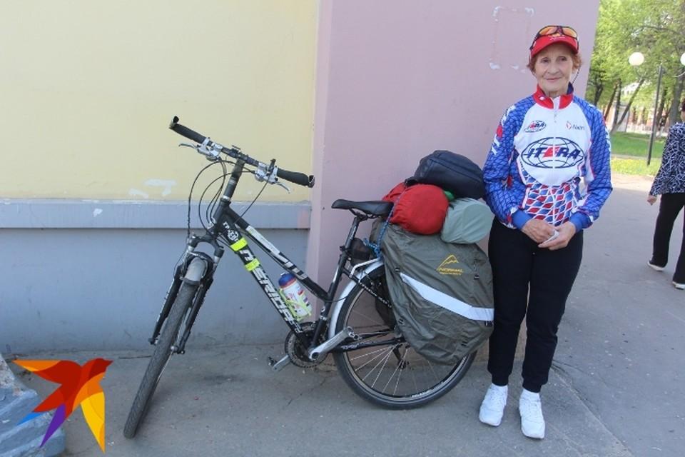 """""""Комсомолка"""" по традиции проводила Юлию Михайлюк в путешествие и пожелала доброго пути"""