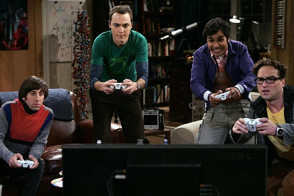 The Big Bang Theory // CBS TV