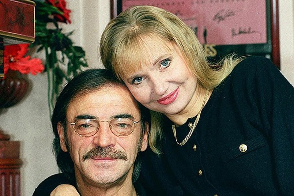 Теперь Лариса Луппиан станет руководителем своего мужа и в театре. Фото: RUSSIAN LOOK