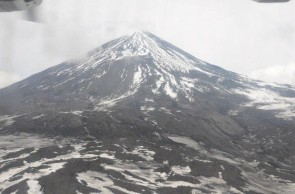 Альпинист из Японии сорвался при восхождении на вулкан Камень на Камчатке и погиб
