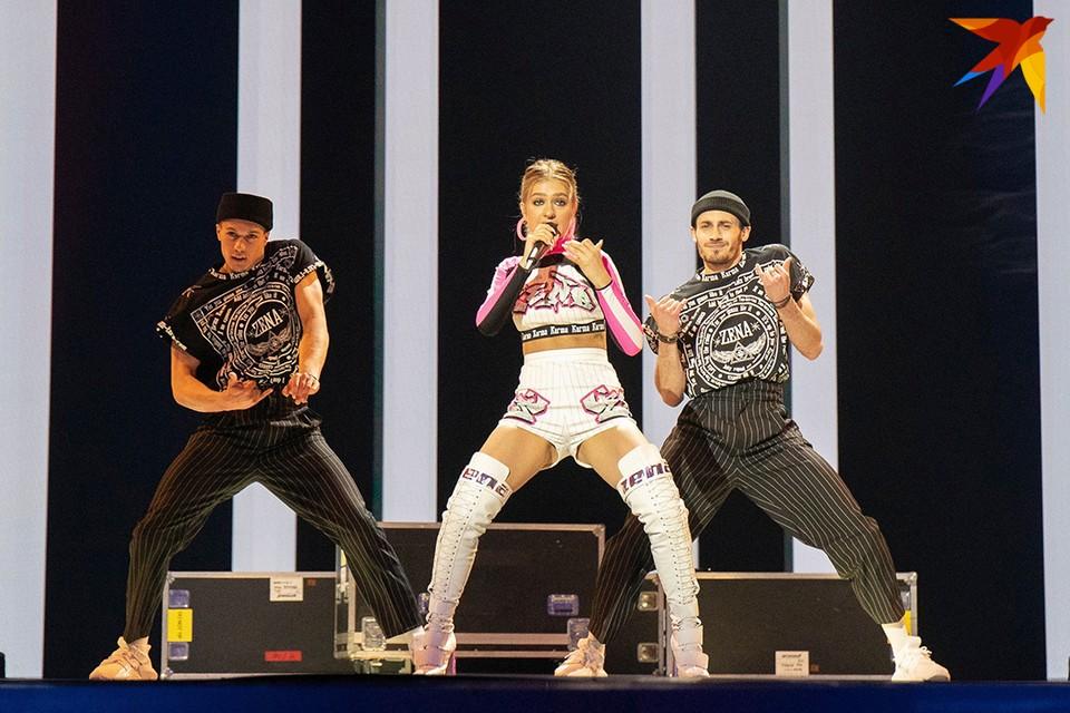 """ZENA выступит сегодня в финале """"Евровидения"""". Фото: eurovision.tv"""
