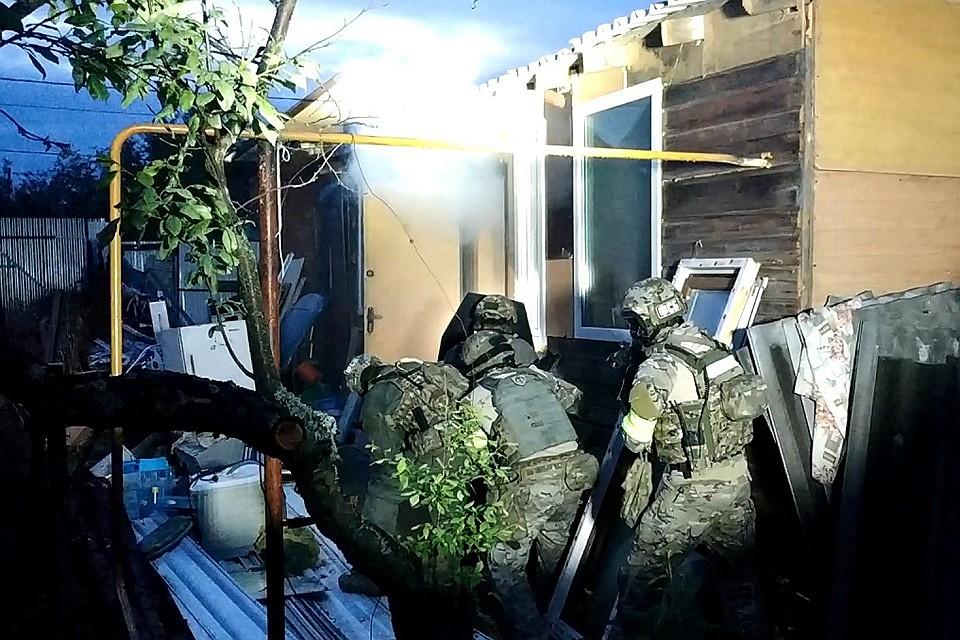 Ликвидированные под Владимиром боевики готовили серию терактов в городах Золотого кольца