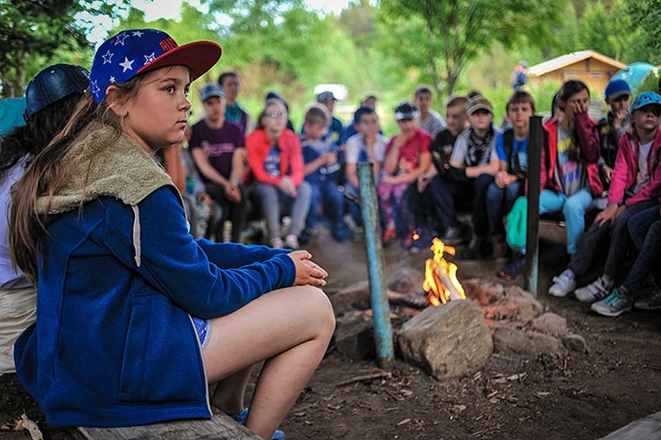 Летние лагеря «Московская смена» в Москве в 2019 году бесплатно принимают московских школьников в возрасте от 7 до 14 лет