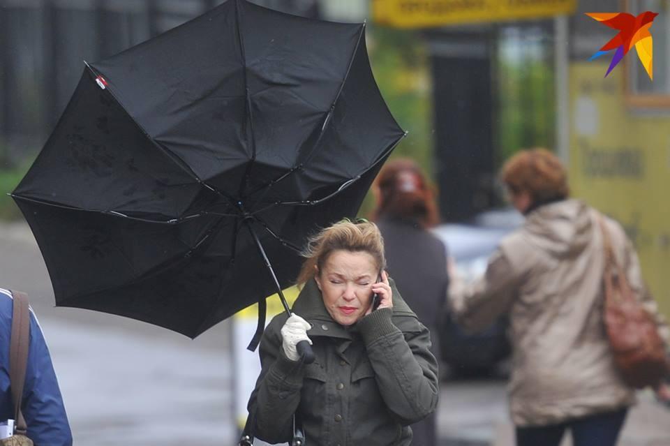 Синоптики предупреждают, что 25 мая ожидаются грозы, по юго-западу страны – сильные ливни