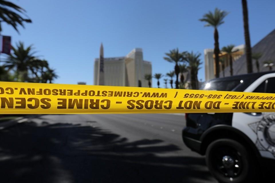 В США десять человек пострадали при стрельбе в баре