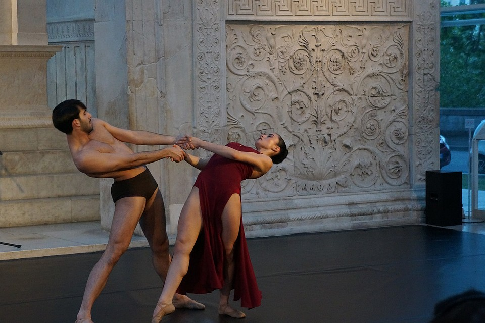 «Ночь музеев» в Риме - зрелище особое