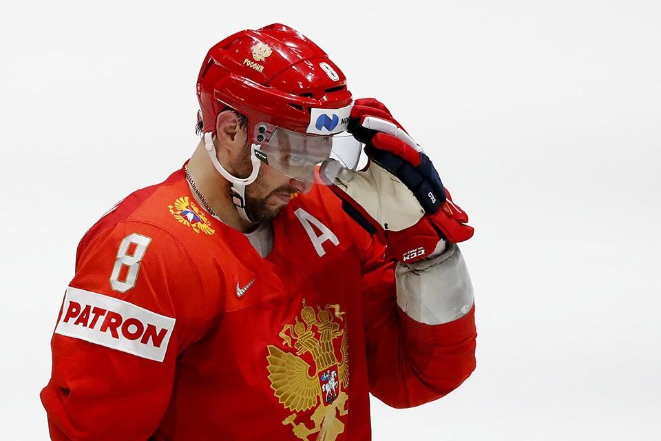 На чемпионате мира по хоккею сборная России заняла третье место.