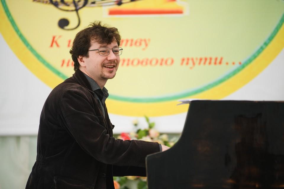 Пианист Михаил Мордвинов чувствовал, что зал понимает его музыку