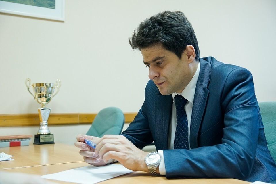 Глава Екатеринбурга просел в рейтинге мэров
