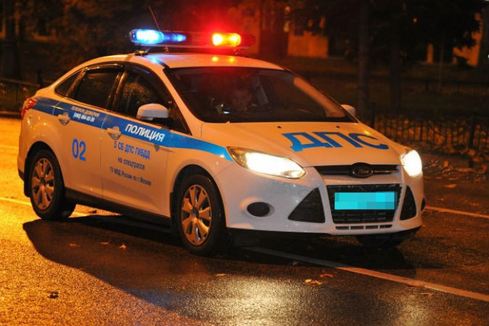 Полицейские продолжают разбираться в причинах ДТП.