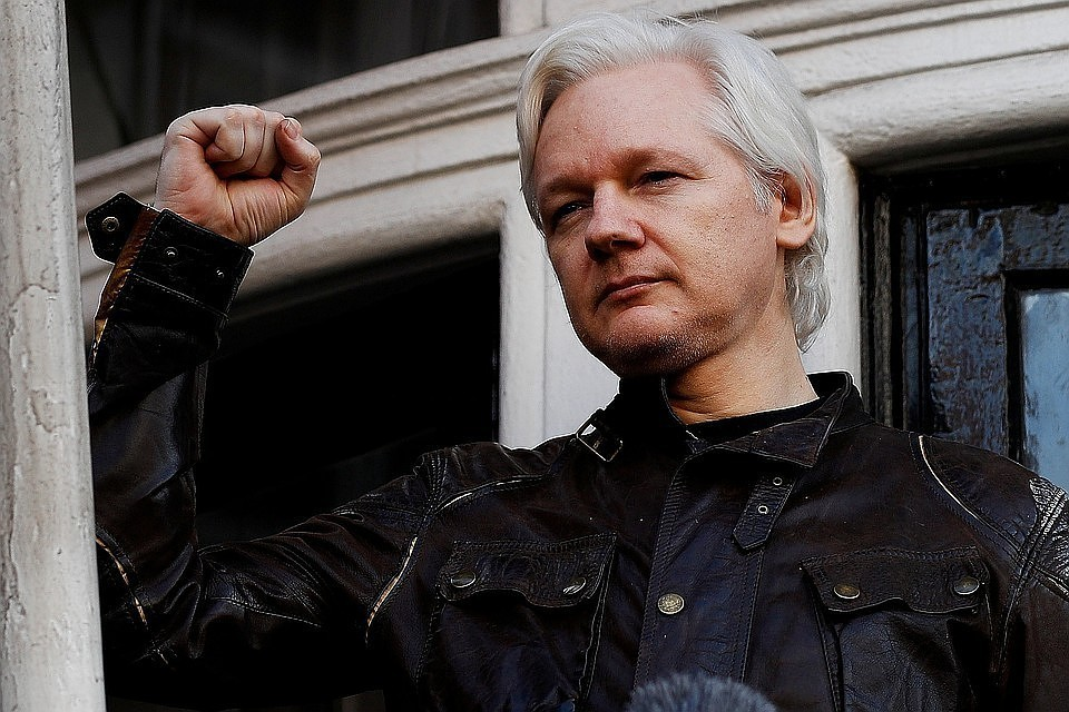 Cуд Швеции отказал прокуратуре в заочном аресте Ассанжа