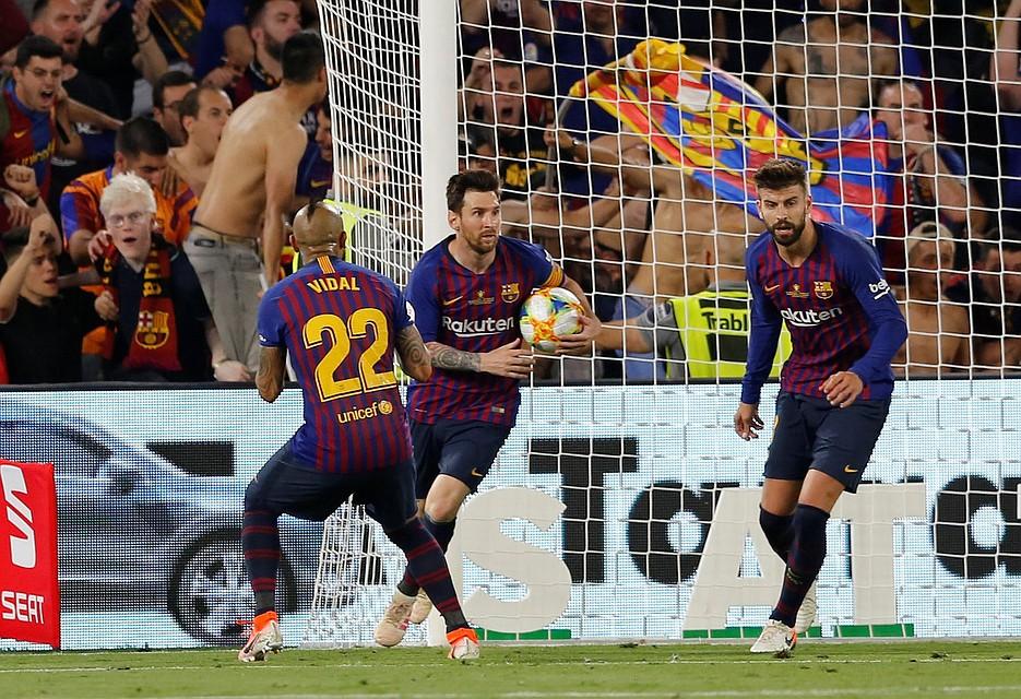 Футбол испанская ла лига музыка в заставке