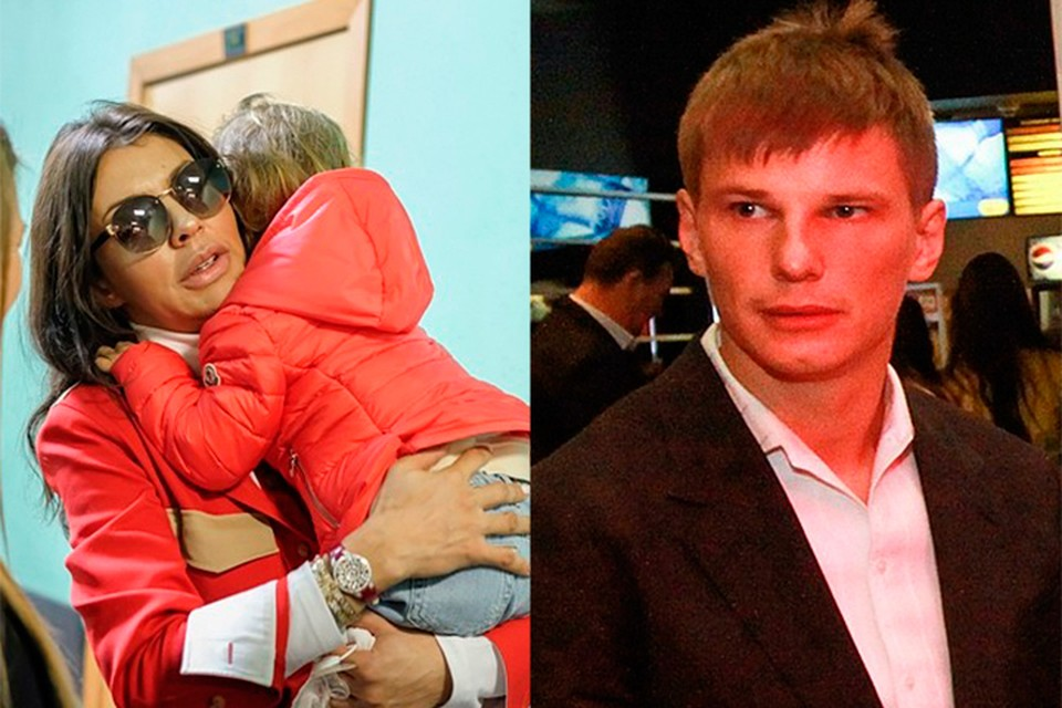 Развод Андрея Аршавина и Алисы Казьминой: футболист отказался платить деньги на содержание ребенка.