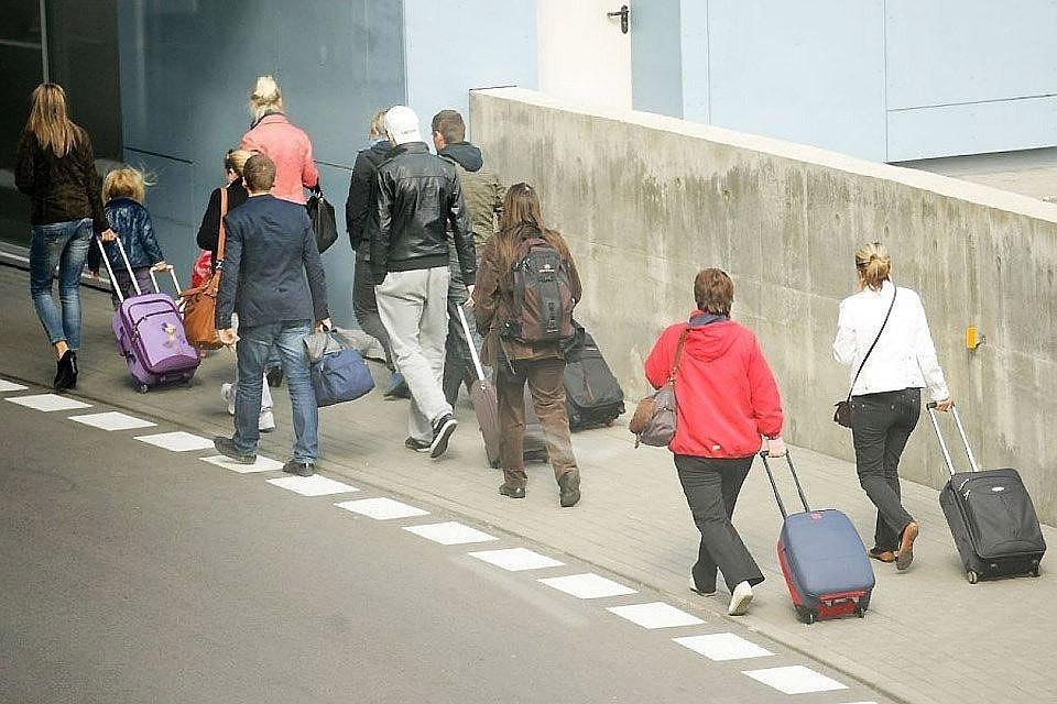 В Литву стало приезжать больше граждан стран, не входящих в Евросоюз. Фото: с сайта kuzrab.ru