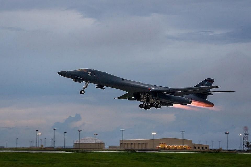 В США заявили о плачевной ситуации с бомбардировщиками B-1B Lancer