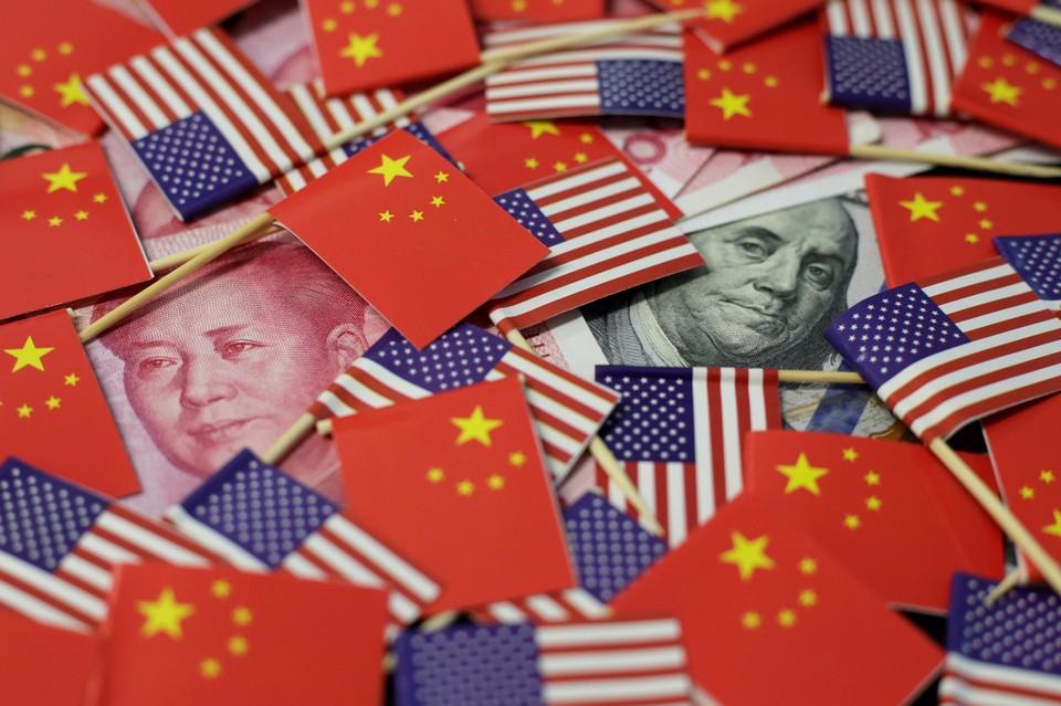 Китай снизил товарооборот с США на 14,5%