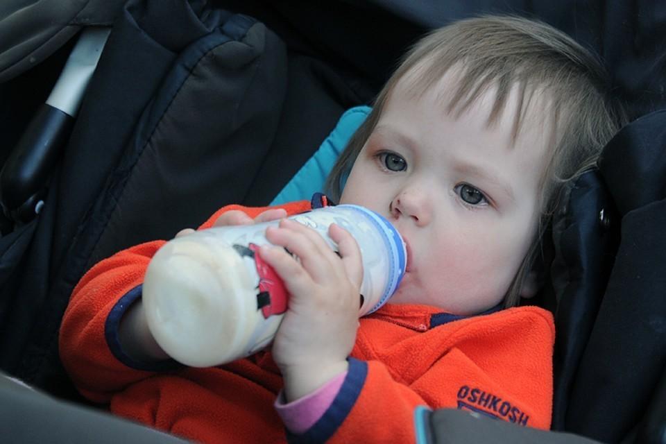 В ГД предложили включить детское питание в число социально значимых товаров