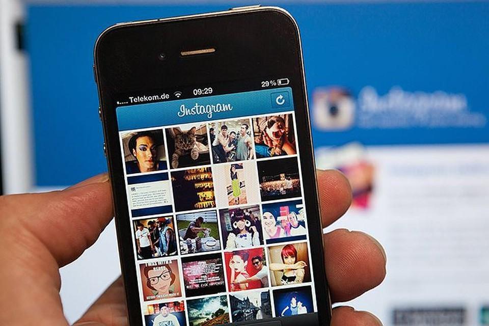 В приложение Instagram устранили неполадки