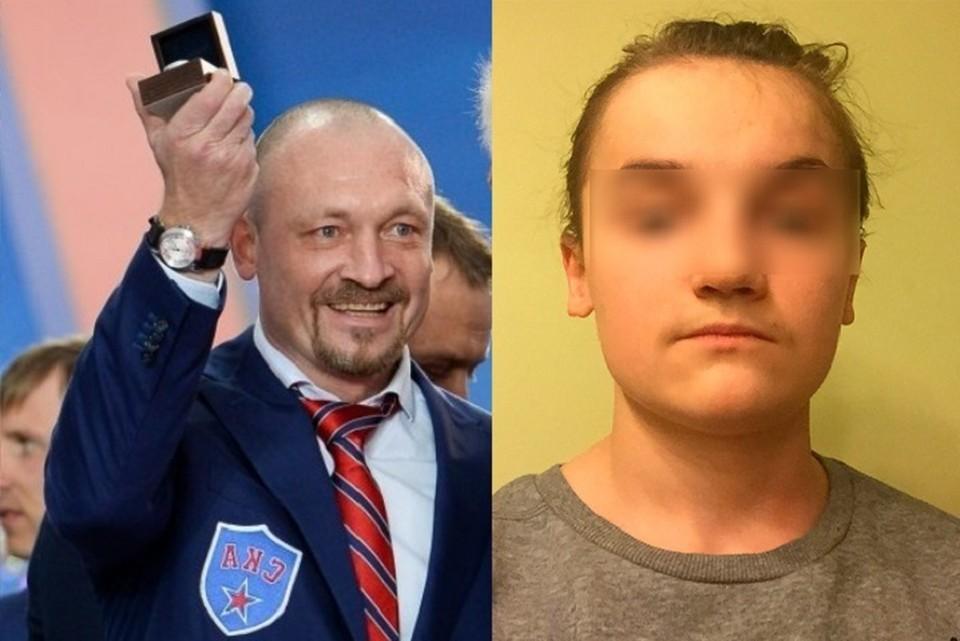 Младший сын максима Соколова не хотел говорить об отце Фото: СКА/личный архив героя публикации
