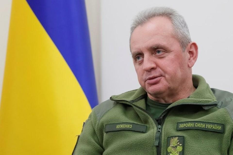 Бывший начальник Генштаба ВСУ генерал-полковник Виктор Муженко