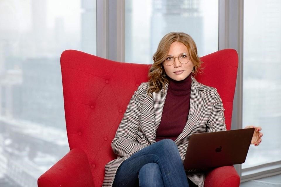 Руководитель Центра городских компетенций Агентства стратегических инициатив Татьяна Журавлева.