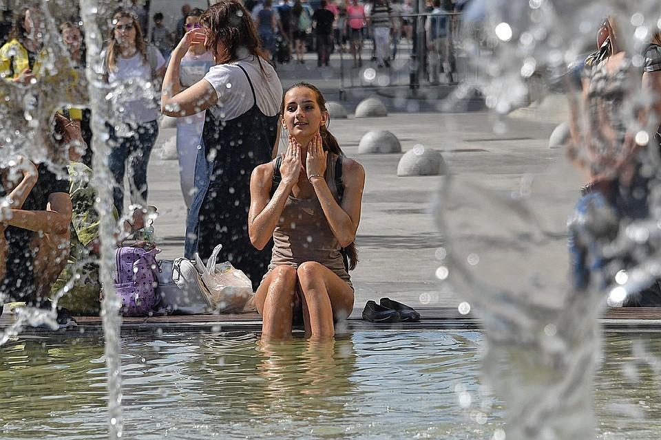 Синоптики прогнозируют 19 июня в Москве 30-градусную жару без осадков
