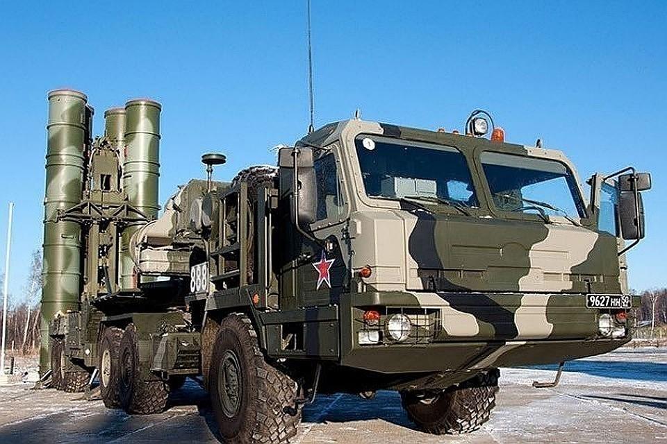 Закупка С-400 – вопрос решенный. Фото: Минобороны РФ