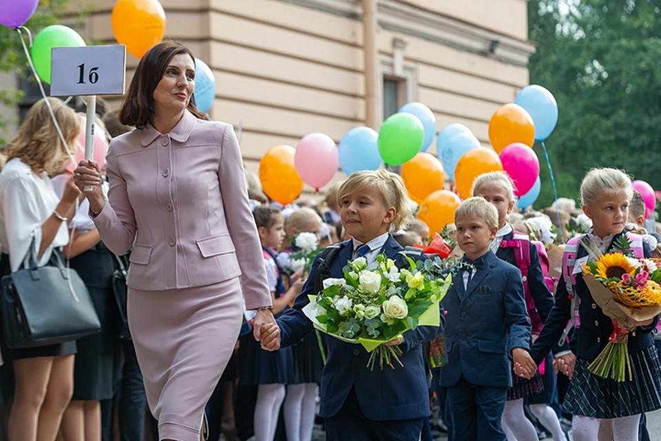 85 процентов учителей в России — это женщины