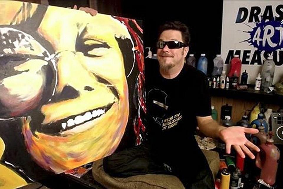Джон нашёл в себе силы жить дальше. Он взял в руки кисти и краски, вспомнил лучшее, что видел, и стал рисовать