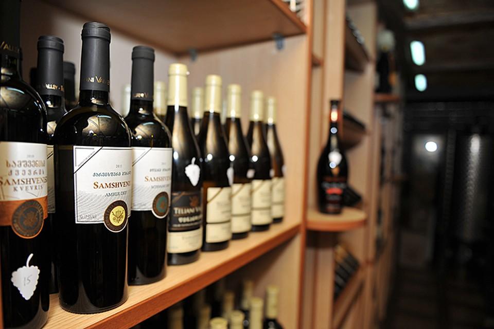 В 2013 году грузинский алкоголь после долгих проверок и согласований вновь пустили в Россию