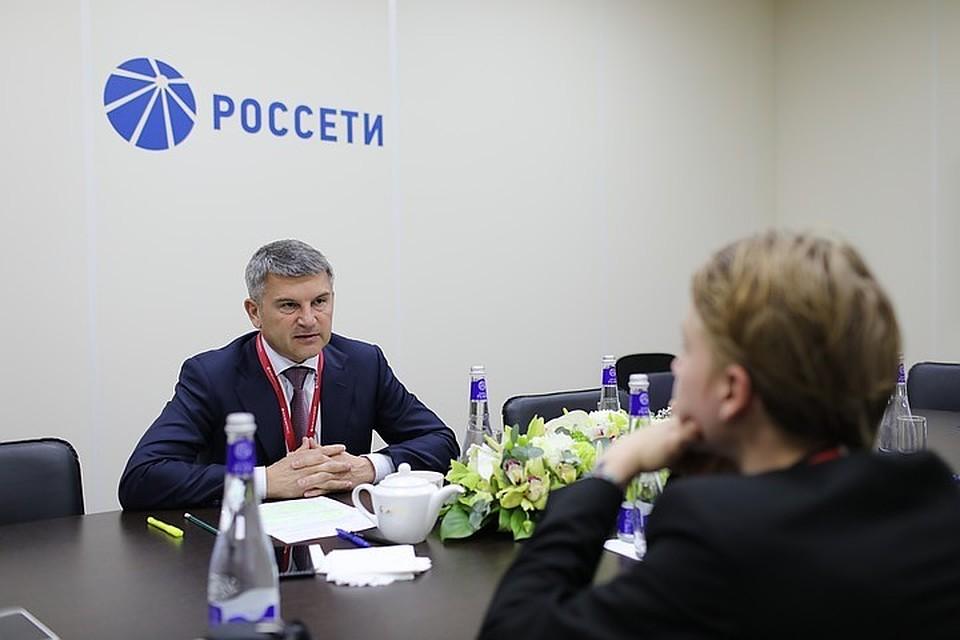a09b966cc Игорь Маковский: «Энергетики определили путь развития – это ...