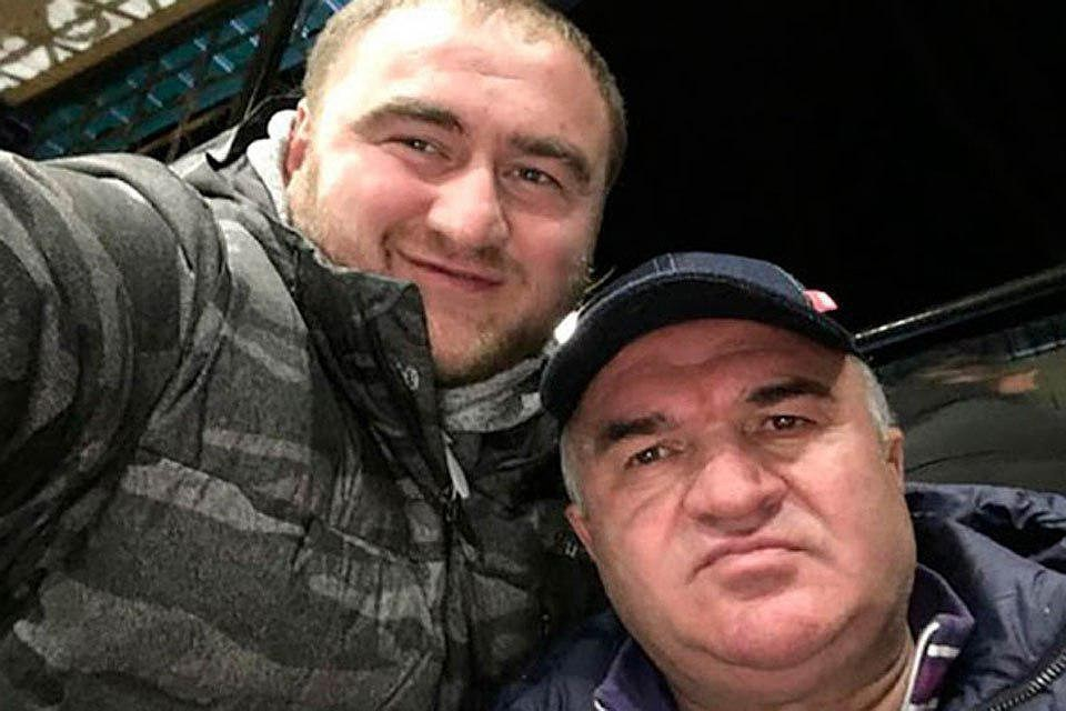 Рауф и Рауль Арашуковы