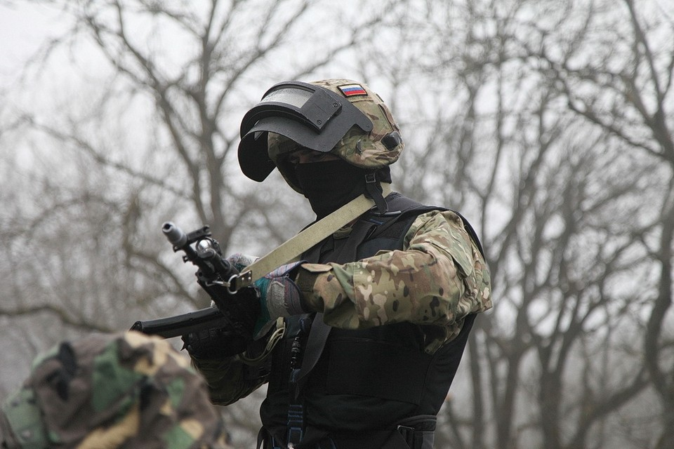 Боевики напали на пост полиции в Чечне