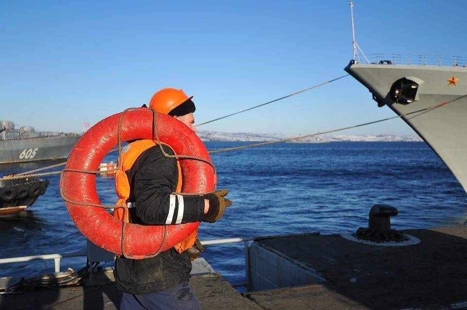 Пожар в Баренцевом море произошел на аппарате АС-31, а не АС-12