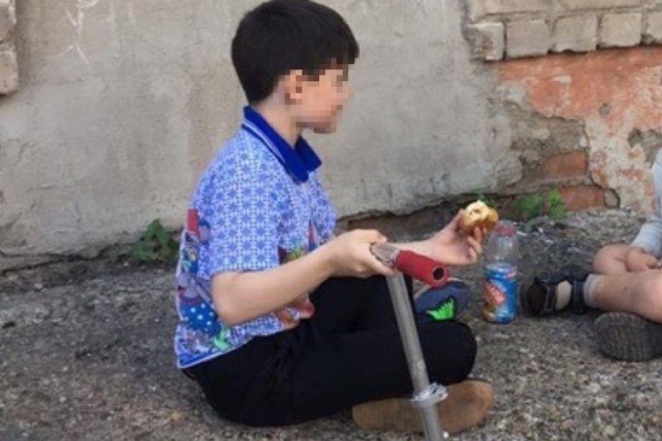 Пропавший Кирилл опекал малышей из своего дома. Фото: личный архив.