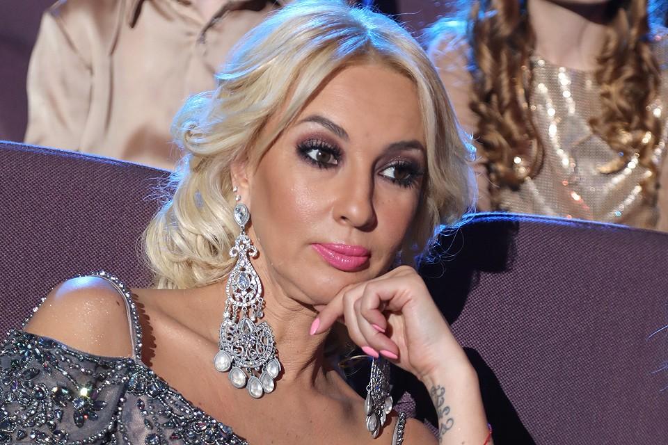 Телеведущая Лера Кудрявцева.