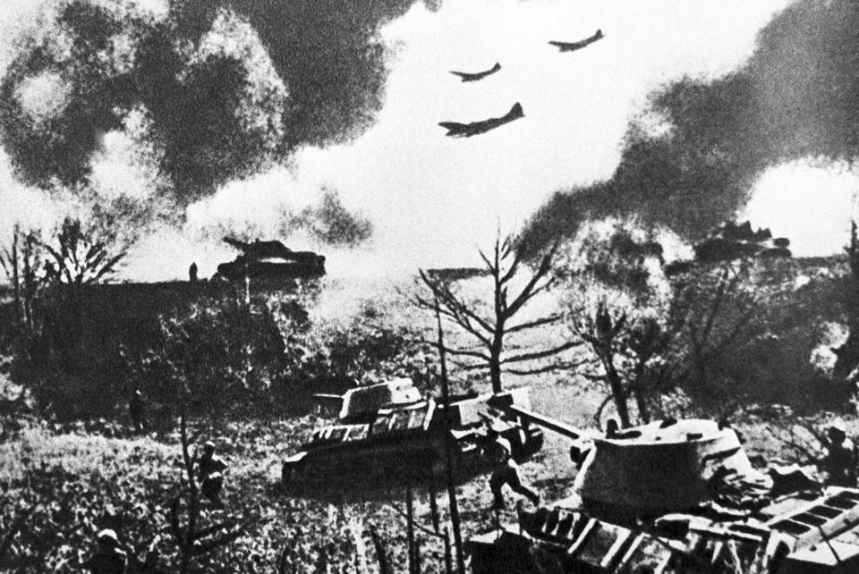 Сражение под Прохоровкой стало одной из поворотных точек ВОВ.