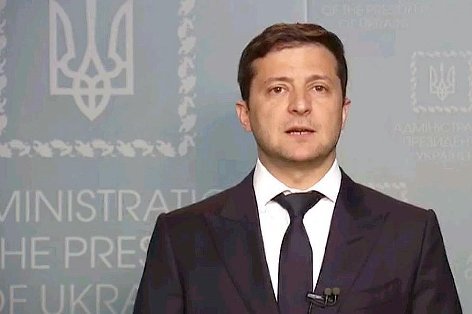 Владимир Зеленский рассказал украинцам о переговорах с Путиным.