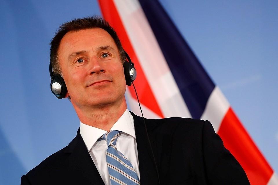 Глава МИД Великобритании Джереми Хант заявил о досрочных выборах в случае провала переговоров по Brexit