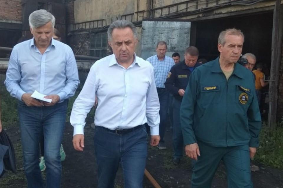 Виталий Мутко в Иркутской области: вице-премьер Правительства посетит подтопленный Тулун