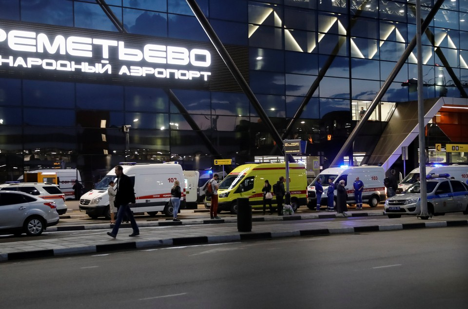 В результате инцидента пострадали восемь человек