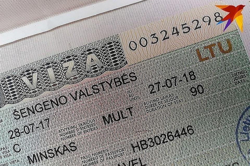 Беларусь подпишет соглашение о визах с Евросоюзом до 2 февраля 2020 года